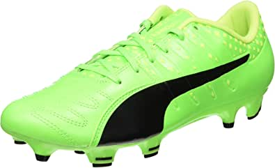PUMA Men's Evopower Vigor 3 LTH Fg Football Boots