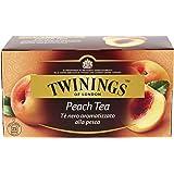 Twinings - Té negro con sabor a melocotón - 50 g