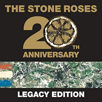 The Stone Roses (20th Anniversary Legacy Edition) by The Stone Roses on  Amazon Music - Amazon.co.uk