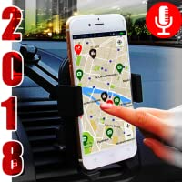 Voice GPS Direction Driving