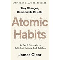 Atomic Habits (MR-EXP): An Easy & Proven Way to Build Good Habits & Break Bad Ones