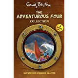 The Adventurous Four Collection: Shipwrecked! Stranded! Trapped!