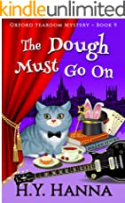 The Dough Must Go On (Oxford Tearoom Mysteries ~ Book 9) (English Edition)
