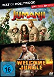 BEST OF HOLLYWOOD - 2 Movie Collector's Pack 187 (Jumanji: Willkommen im Dschungel / Welcome to the Jungle)