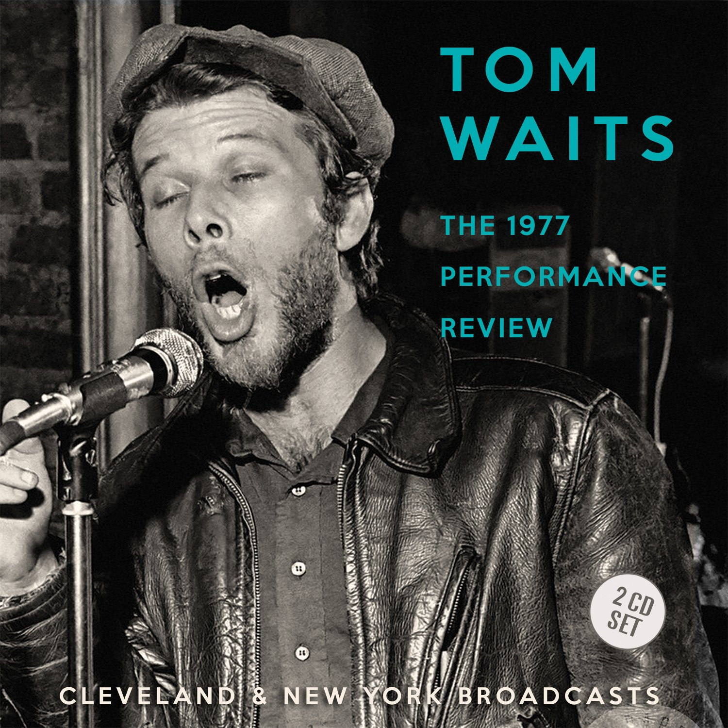 Tom Waits - The 1977 Performance Review (2Cd)