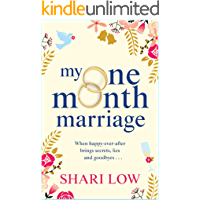 My One Month Marriage: The uplifting page-turner from #1 bestseller Shari Low