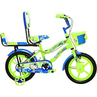 Outplayo Bikes Outplay Kitty 14T Kids Cycle for 3 to 5 Years Age Group, 14 Inches