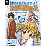 Dominar el Manga. 30 lecciones de dibujo del creador de AKIKO (ESPACIO DE DISEÑO)