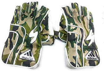 Ultra Stylish Camouflag MS Dhoni Wicket Keeping Gloves for Man and Women