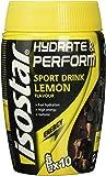 Isostar Hydrate & Perform: 400 g isotonisches Elektrolytgetränk – Elektrolytlösung zur Unterstützung der sportlichen Leistungsfähigkeit – Zitrone