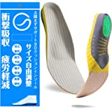 Shock Absorption Shoe Insole,Superior Honeycomb Cushion and Arch Support to Reduce Muscle Fatigue and Stress on Joints Feet I