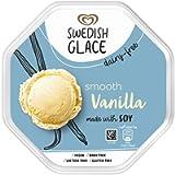 Swedish Glace Smooth Vanilla Ice Cream Dessert 750ml (Frozen)