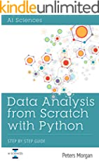 Data Analysis From Scratch With Python: Step-by-Step Guide