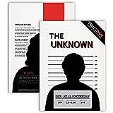 The Unknown Fall 1 – miljonplanen, Krimi Escape Room Game – Tatort-spel för vuxna och familjer för hem