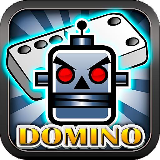 evil-robots-domino-danger-bot-head-free-dominoes-games-for-kindle-multi-tiles-dominos-free-bonus-mul