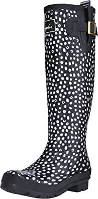 Joules U_wellyprint, Women's Wellington Boots