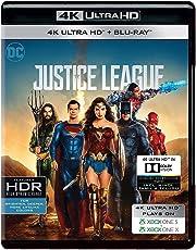 Justice League (4K UHD & HD)