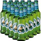 Birra Analcolica Moretti Zero   Lager Italiana   0 Alcol   24 Bottiglie 33cl
