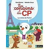 Les copains de CP, visitons Paris ! - Premières Lectures CP Niveau 1 - Dès 6 ans (PREMIERE LECTURE t. 372)