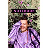 Harry Styles Notebook and Journal Perfect for Birthday gifts and Fan club members: perfectly Lined journal with 120 pages , 6