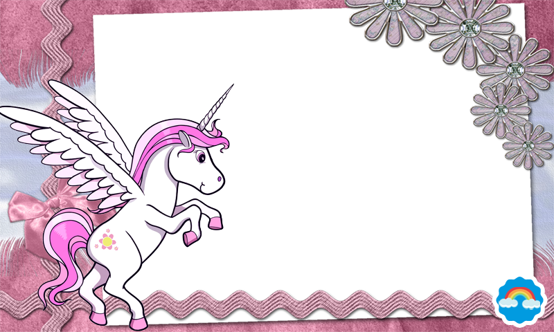 Little Pony Unicorn Frames: Amazon.co.uk: Appstore for Android