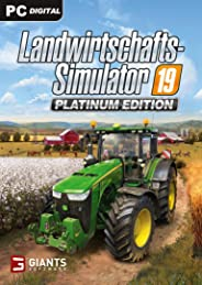 Landwirtschafts-Simulator 19 - Platinum Edition   PC/Mac Code - Steam