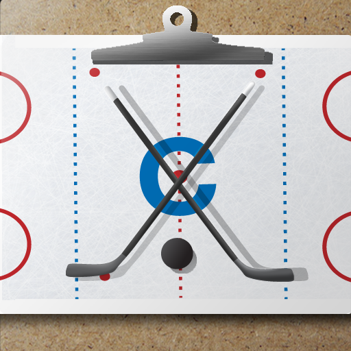 HD Ice hockey clipboard