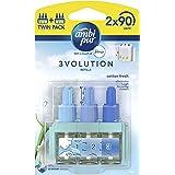 ambi pur 3Volution plug-in deodorante refill 20ml (confezione da 2)
