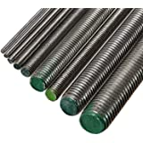 10 stuks M12 draadstangen roestvrij staal DIN 975 976 draadstang VA V2A A2 1 m meter