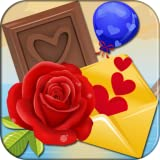 Love Drops - Match three puzzle