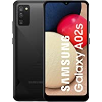 Samsung Smartphone Galaxy A02s 4G 6.5 Pollici Infinity-V HD + 3 Fotocamere Posteriori, 3GB RAM e 32GB di Memoria Interna…