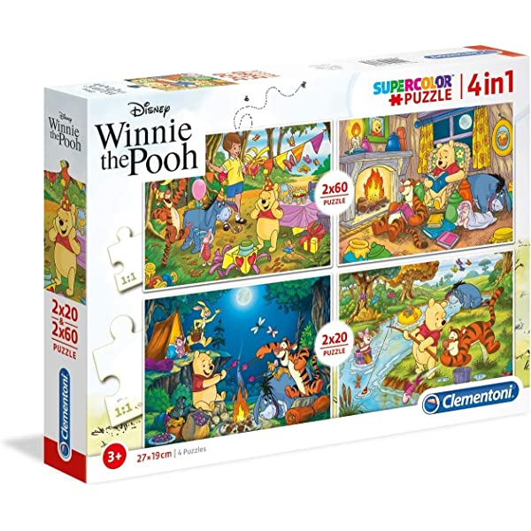 King Puzzle 05244 A 24 pieces Jigsaw
