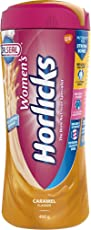 Horlicks Women's Health & Nutrition drink - 400g (Caramel flavor)