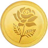 Malabar Gold & Diamonds 22k (916) 20 gm Yellow Gold Coin