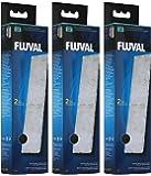 3 x Fluval U4 poly carbon cartridge 2 pack