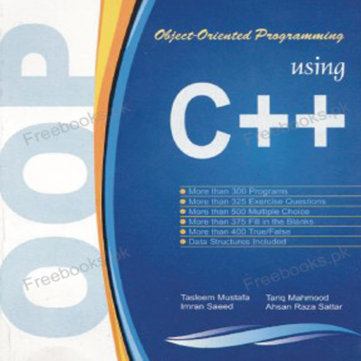 Key Book Object Oriented Programming OOP