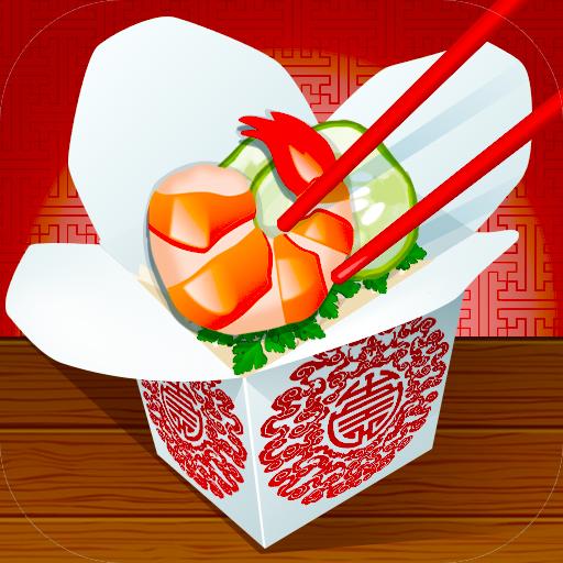 Chinesisches Essen Maker (Tomaten-sushi)