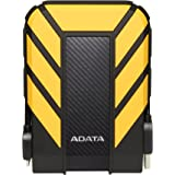 Adata HD710 Pro 1 TB USB 3.0 Portable External Hard Drive - Yellow