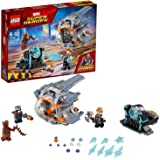 Lego Marvel Super Heroes - Avengers - à la Recherche du Marteau de Thor - 76102 - Jeu de Construction