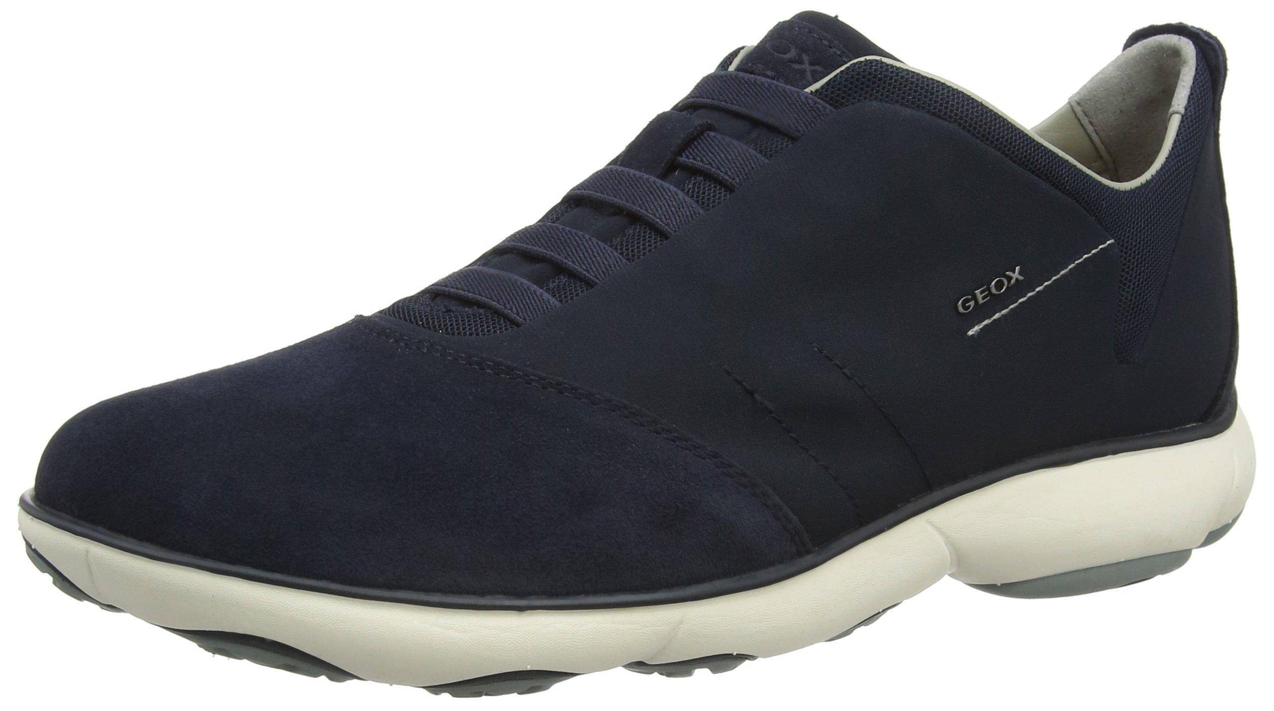 Geox U Nebula B Sneaker Uomo Blu Navyc4002 42 EU - mainstreetblytheville.org f64b979a37b