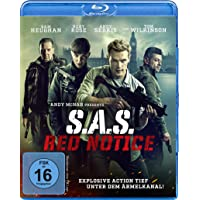 S.A.S. Red Notice [Blu-ray]