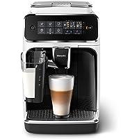 Philips EP3243/50 Machine à Café Automatique Expresso Séries 3200 LatteGo - Blanc/laqué noir