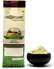 GRO Organic Besan/Gram Flour - 500 G