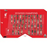 SoccerStarz Liverpool Team Pack 41 Figuur (2019/20 viering) Home en Weg Kits