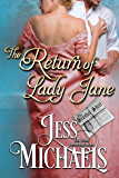 The Return of Lady Jane (The Scandal Sheet Book 1) (English Edition)