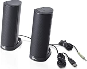 Dell AX210 USB POWERED SPEAKERS
