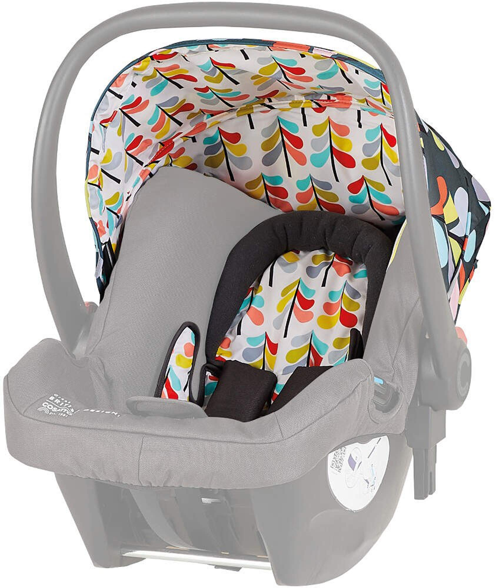 Cosatto Hold Mix Colour Pack Group 0+ Nordik Cosatto Change-it-up refresh kit Torn between two styles? hold mix colour packs let you change the existing look of your hold mix 0+ car seat to suit your mood, friends, family and adventures Look out for new releases, build your collection 1