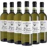 Vernaccia di San Gimignano DOCG Villa Cusona Guicciardini Strozzi 2019 6 bottiglie da 0,75 L