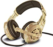 Trust Gaming GXT 310D Radius Gaming Headset, Beige