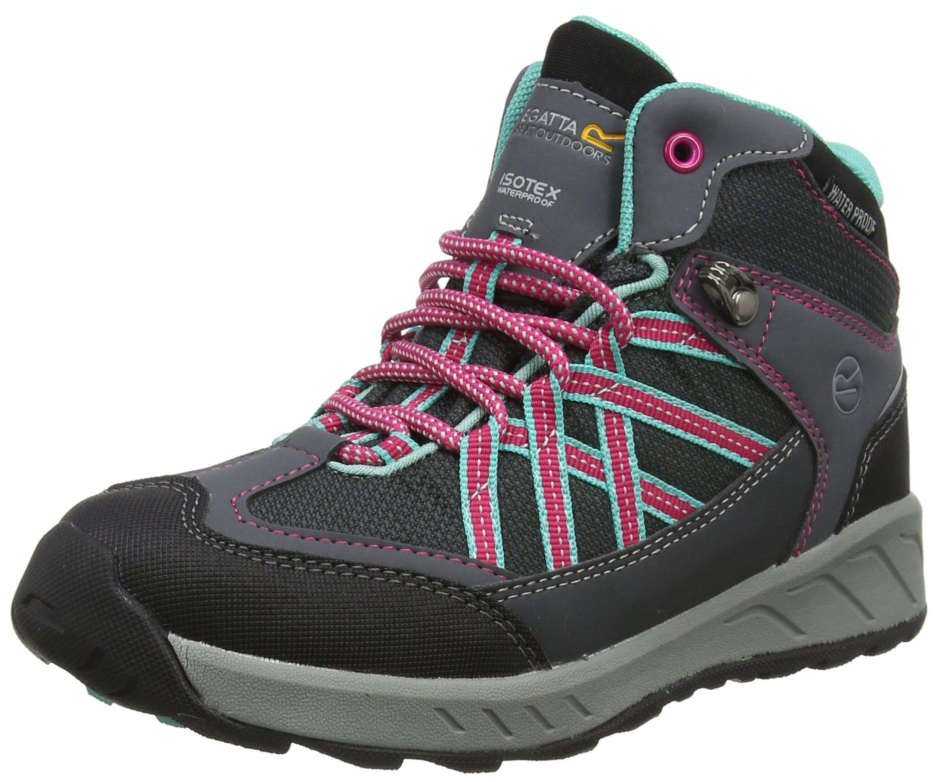 Regatta Samaris Mid Jnr, Girls' High Rise Hiking Boots 1